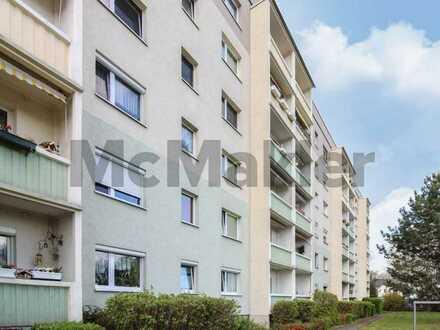 Gepflegte 3-Zimmer-Wohnung mit Balkon in zentraler Lage nahe Dresden