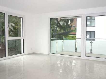 Exklusive & individuelle Etagenwohnung mit Balkon in ruhiger Lage