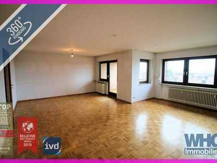 Schöne 3-Zimmer-Wohnung mit Balkon, Hobbyraum und Garage