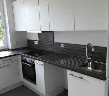 3-Zi Wohnung mit viel Tageslicht, toller Raumaufteilung,neuwertiger Einbauküche, gepflegtem Quartier
