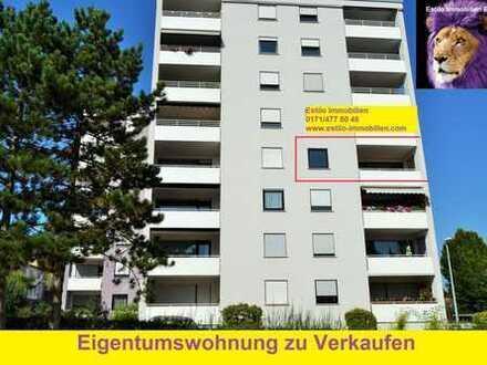* Attraktive Eigentumswohnung mit Loggia in Bexbach - Jetzt schon an später denken...
