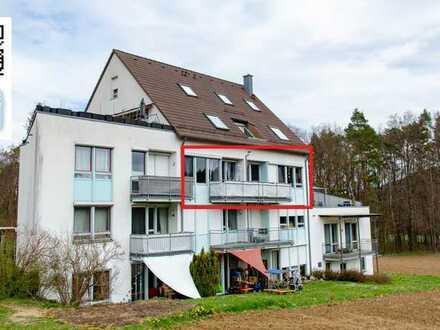 großzügige 4 Zimmerwohnung in Neukirchen b. Su-Ro