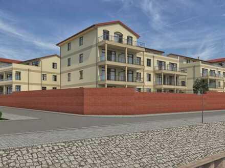 4-Raum Wohnung in der Kleinen Hafencity Tangermünde