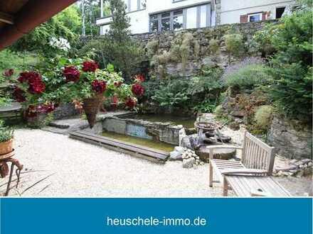 Traumhaftes, repräsentatives Anwesen mit 3741 m² Grundstück und Historie in Besigheim