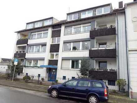 Attraktive Wohnung mit drei Zimmern und 2 Balkonen in Duisburg