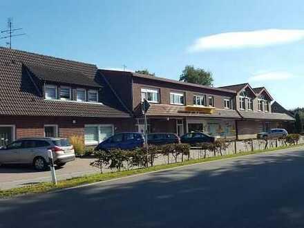Wohn-und Geschäftshaus mit 4 WE, großer Ladenfläche und Ausbaureserve