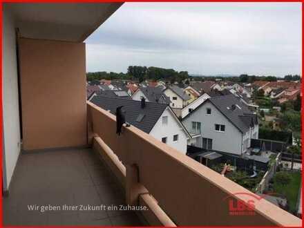 Gemütliche 3 ZKB mit Balkon