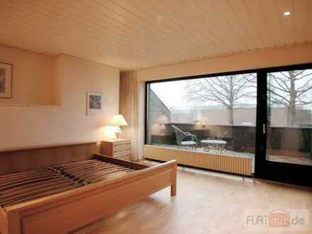 FLATmix.de / Bünde / Freistehendes, MÖBLIERTES, Haus mit Balkon/Terrasse/Garten/Garage...
