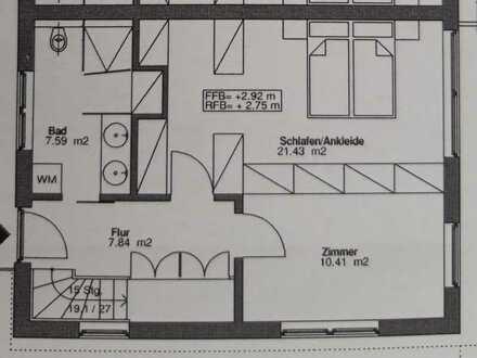 Neuwertige 3-Zimmer-Wohnung mit zwei Terrassen in Hilzingen