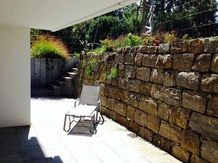 schicke helle 2 Zimmer Einliegerwohnung mit Terrasse
