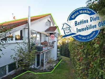 DIETZ: Haus im Haus! 1 von 3 Wohnungen derzeit für 400,-EUR kalt vermietet
