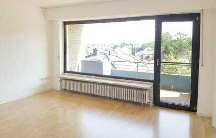 Helle 2-Zimmer-Wohnung im Grünen