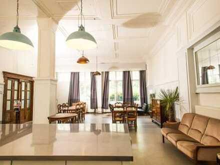 Wunderschöne Büro/Gastrofläche direkt am Treptower Park in liebevolle Hände abzugeben