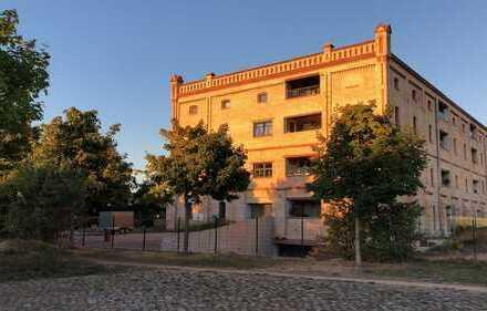 Viel Platz für die ganze Familie! ... schöne 4-Raum Wohnung mit großer Loggia und Blick ins Grüne