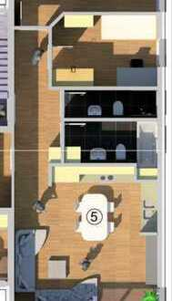 Schöne drei Zimmer Wohnung in Heimsheim - Erstbezug