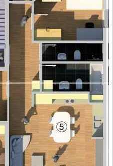 Schöne drei Zimmer Wohnung in Heimsheim