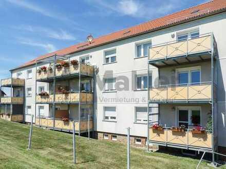 Neues Zuhause oder attraktive Kapitalanlage! Helle 3-Zimmer-Wohnung mit Balkon