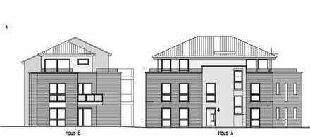 Neubau Anlageobjekt Mehrfamilienhaus mit 5 Wohneinheiten (Baubeginn Frühjahr 2019)