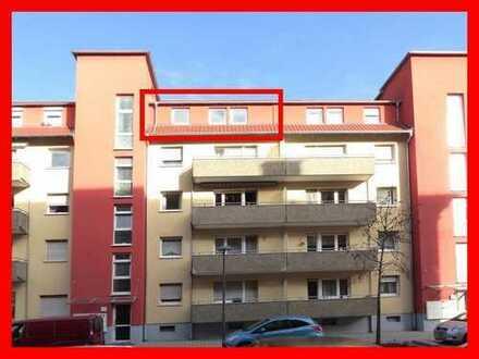 Gemütliche 3-Zimmer-Wohnung in Landau wartet auf ihre Renovierung