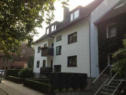 Großzügige, renovierte 2,5-Raum-Wohnung mit Balkon in Essen