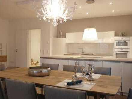 187 m² Wohnfläche mit 19 m² Dachterrasse und Loggia nach Süden!