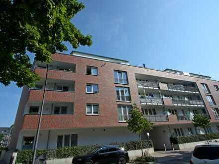 Neuwertige 4 Zimmer Penthouse-Wohnung mit Dachterrasse in Borgfelde