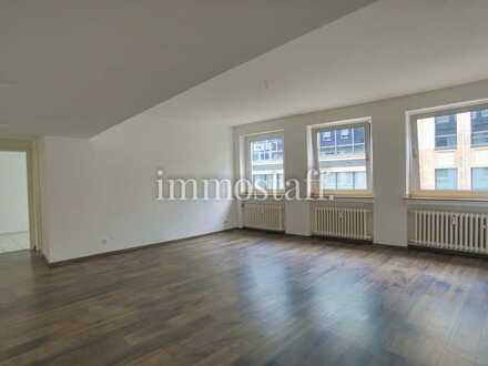 WOHNEN UND LEBEN IN DER INNENSTADT! 71 m² große Wohnung zu vermieten!