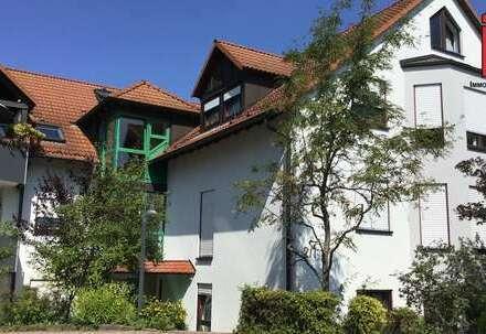 Modernes Wohnen auf der Sonnenseite! 2,5-Zimmerwohnung mit Terrasse und Garten in Aidlingen
