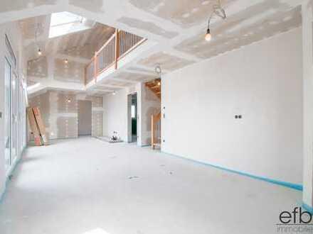 Wohnen der Extraklasse - 5 Zimmerwohnung mit Galerie und Dachterrasse