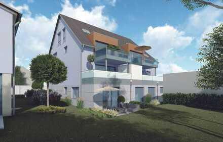 3 Zi. Wohnung mit Gartenanteil Ulm-Erbach
