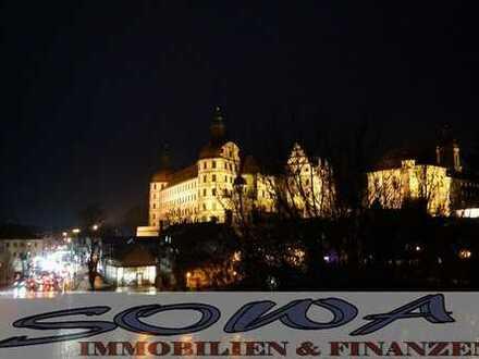 2 Zimmerwohnung auf der Neuburger Insel mit Schlossblick zu vermieten - Ihr Immobilienpartner vor...