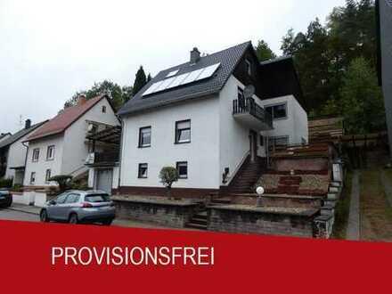 PROVISIONSFREI! Interessantes 2-Familien-Wohnhaus in schöner Lage von Waldfischbach