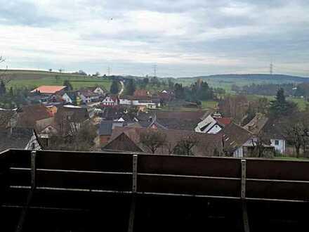Wohnen mit Ausblick in Bad Bellingen-Hertingen