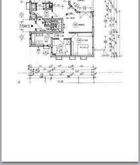 Helle moderne 3-Zimmer Wohnung im Erdgeschoss mit Terrasse und Garten