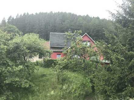 Zahle Eins erhalte Zwei Häuser im schönen Thüringer Wald