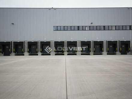 Projektierter Neubau - Logistik- und Produktionsimmobilie - Kreuz A3 / A94