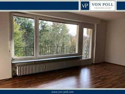 Ruhige, großzügig geschnittene 4,5 Zimmer Wohnung  mit Blick in die Natur