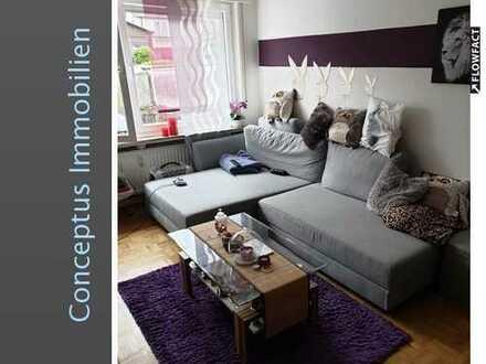 Schöne 2-Zimmerwohnung im 1.OG modernisiert!
