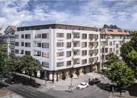 Wilmersdorf: Repräsentative Einzelhandelsfläche nahe Ku´damm, ca. 158 m²