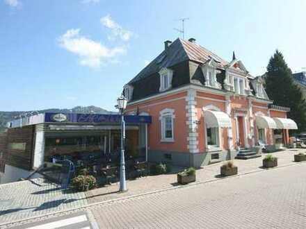 Geschäftshaus in bester Lage von Badenweiler