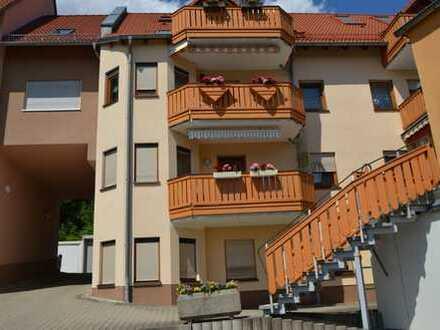 Helle 2-Raum-Wohnung in Ernstthal - barrierefrei