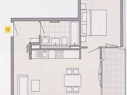 Neubau in Altperlach - 2-Zimmer-Wohnung!