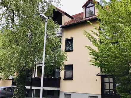 Attraktive 2-Zimmer-Wohnung mit Balkon, Tiefgarage und Einbauküche in Ludwigshafen