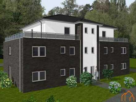 Hochwertige Neubauwohnung mit Terrasse in Ihrhove!