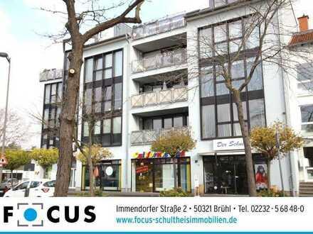 Vermietetes Appartement in Erftstadt Liblar sucht neuen Eigentümer