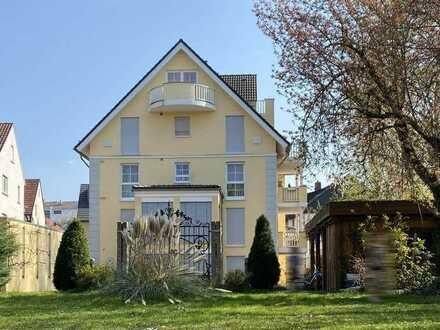 Wohnen und Arbeiten - wunderschöne 5,5-Raum-Maisonette-Wohnung in Neuhausen auf den Fildern