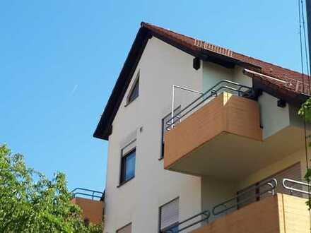 Außergewöhnliche 2-Zimmer-Dachgeschosswohnung