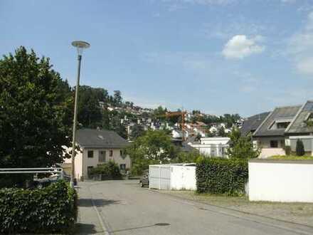Bestlage! - Idyllisch im Neckartal - 3 Zi. mit Garten und TG Stellplatz