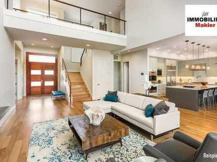 moderne Architekten Doppelhaushälfte mit Galerie