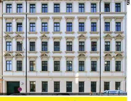 Hochwertig sanierte 4 Zimmer Wohnung + Balkon + Aufzug